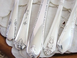 """True Vintage"" Flatware Rentals from Elegant Event Settings - Philadelphia, PA"