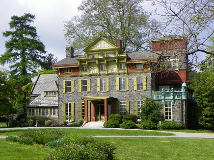 Oakbourne Mansion & Christina's