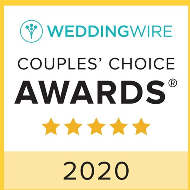 2020 Wedding Catering Awards....