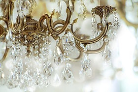 Vintage Rentals in PA, mismatched Vintage China, Candelabras & Special Wedding Decor Rentals