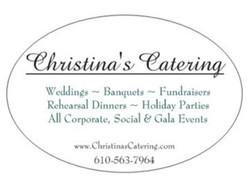 Christina's Quality Bridal Show Sign Cir