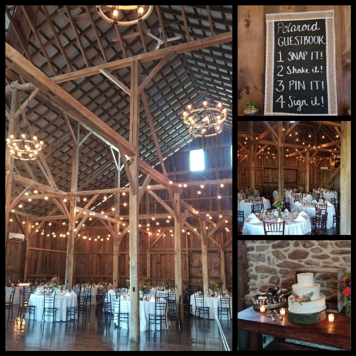 The Barn at Stoneybrook Christina's