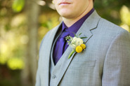 groom's corsage