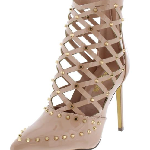 Caged Stiletto