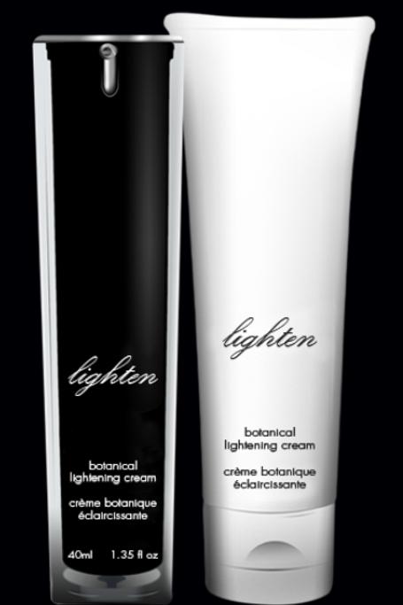 Lighten: botanical lightening cream