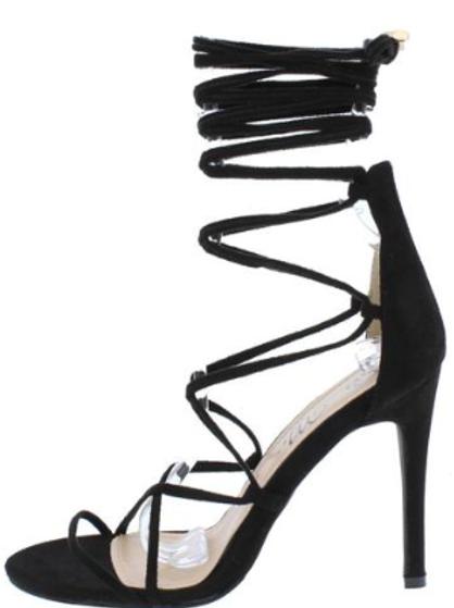 Black Ankle Wrap
