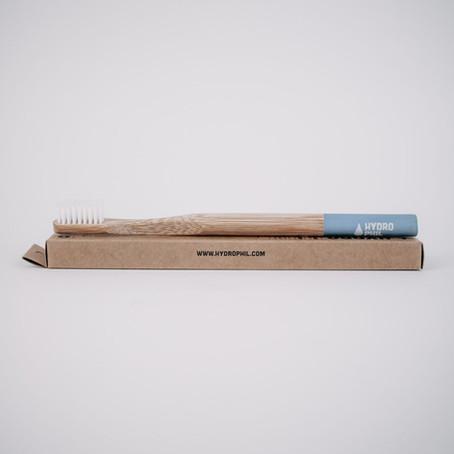 bambuszahnbürsten von hydrophil: für weiße zähne und ein grünes gewissen
