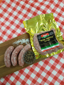 Truffle Sausages