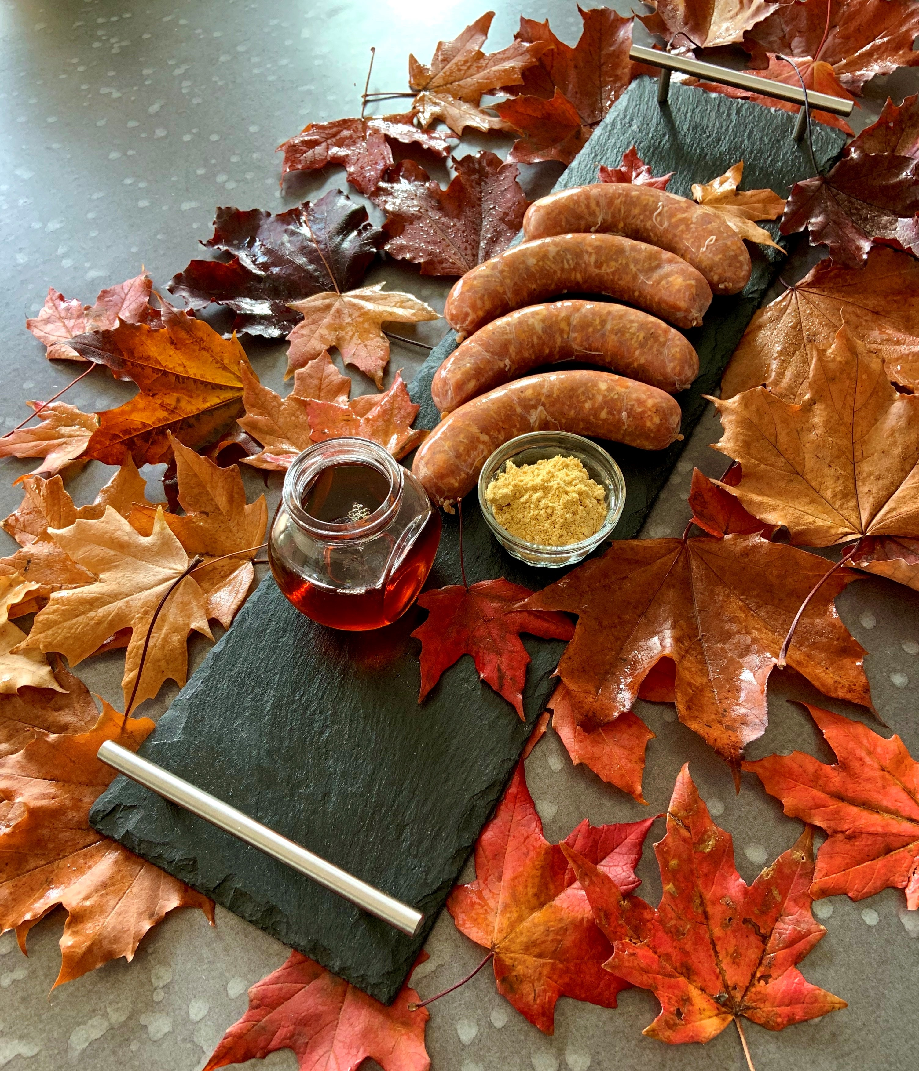 salsiccia maple