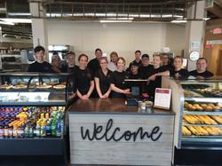 Staff at Copperleaf Opening - Feb 2020