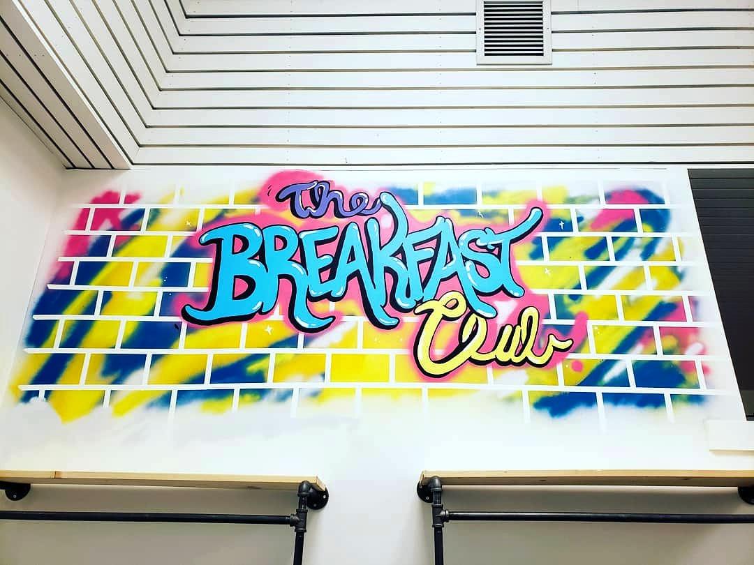 Bee&Key Mural
