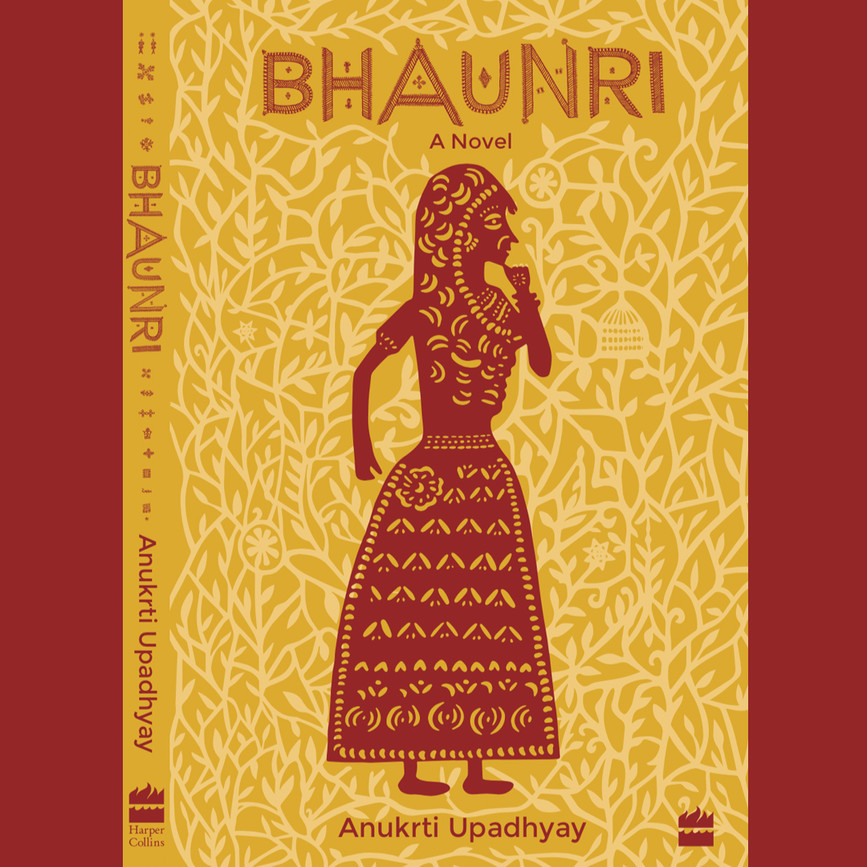 Book cover design using Typecraft