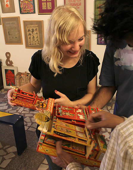 Volunteering on craft projects can be an enriching experience