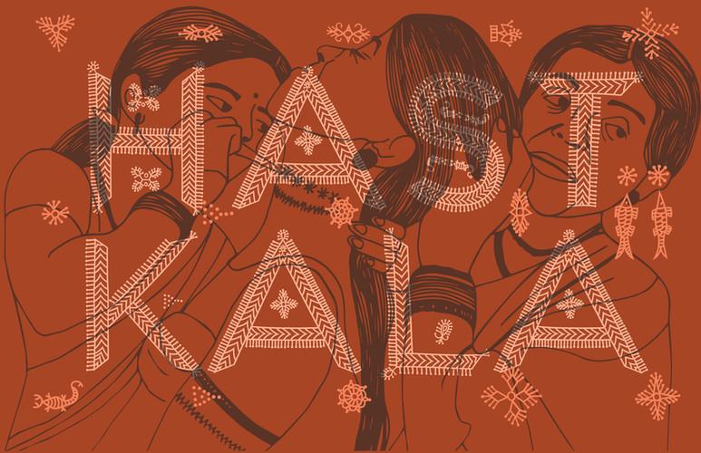 Hast Kala means handicraft