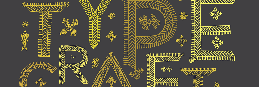 Typecraft Composition (digital poster)