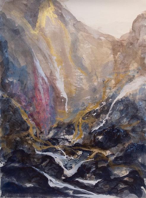 谷溪 Stream