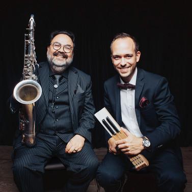 Duke Seidmann & Chris Conz