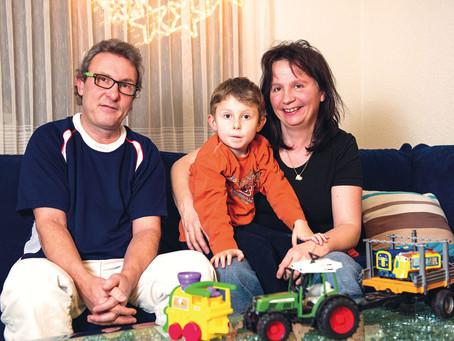 Kinder mit seltenen Krankheiten