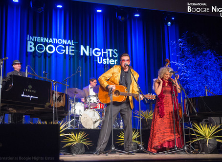 8th International Boogie Nights Uster