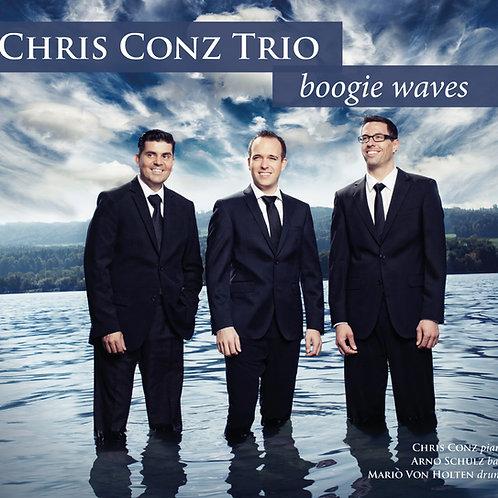 Chris Conz Trio - boogie waves