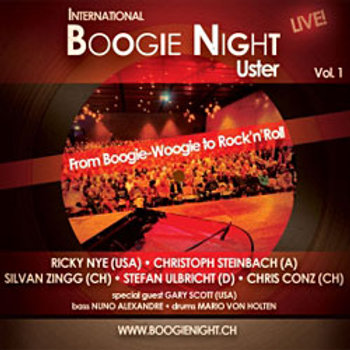 International Boogie Night Uster - Vol. 1