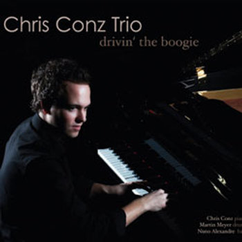 Chris Conz Trio - drivin' the boogie