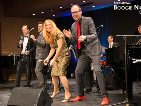 Standing Ovations für internationale Boogie-Woogie Stars
