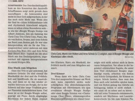 Ein Jazzabend der Sonderklasse