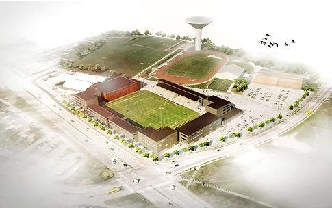 Plangrundlag Køge idrætspark