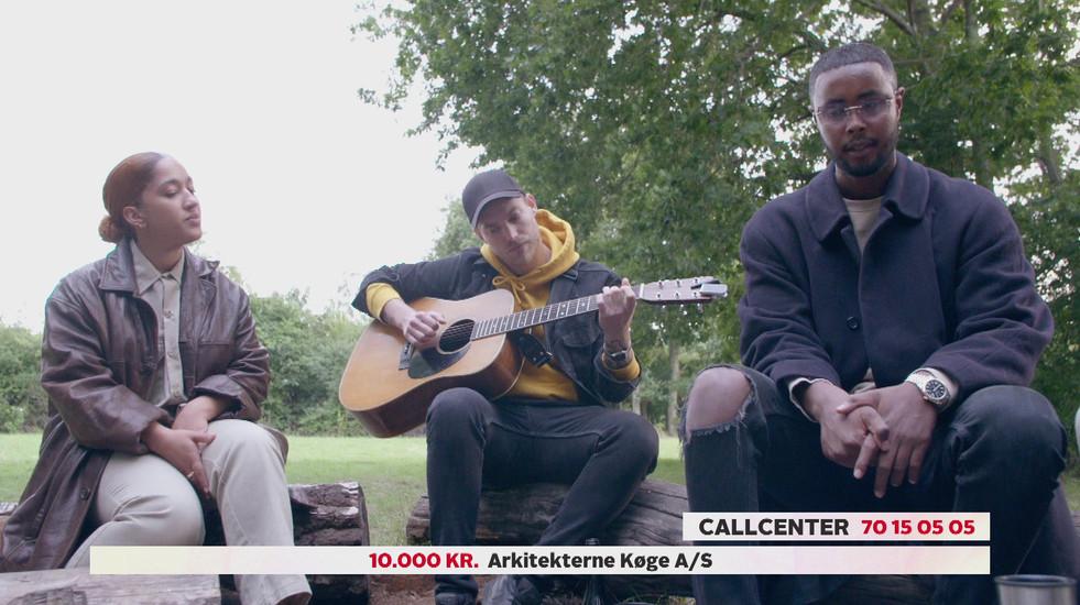 Knæk Cancer 2020 - Arkitekterne Køge