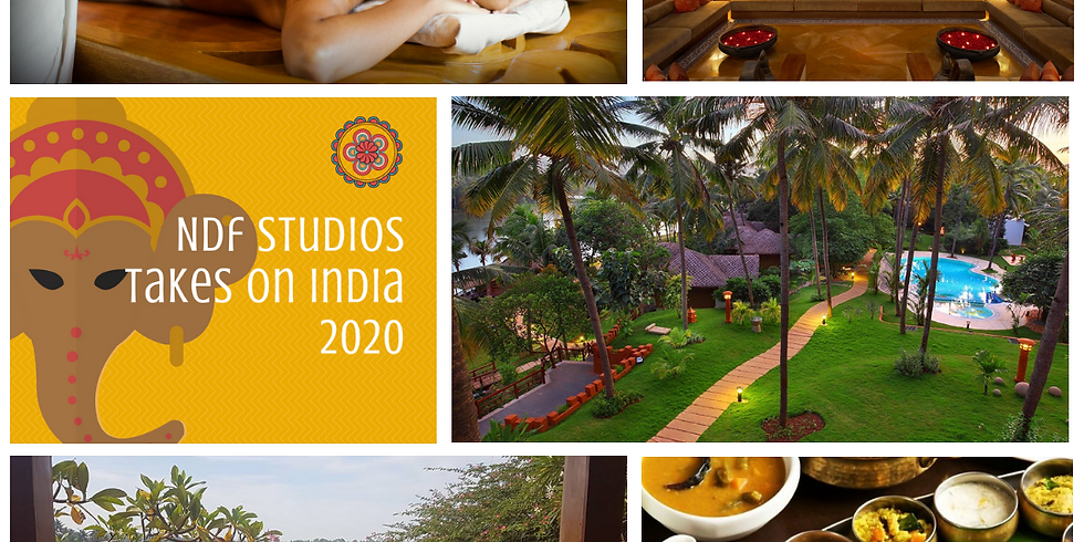 NDF Studios Takes On India 🇮🇳