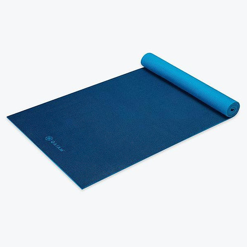 PREMIUM 2-COLOR YOGA MATS (6MM)