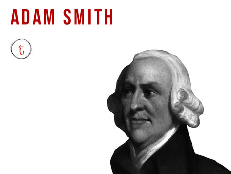 Life and Legacy of Adam Smith