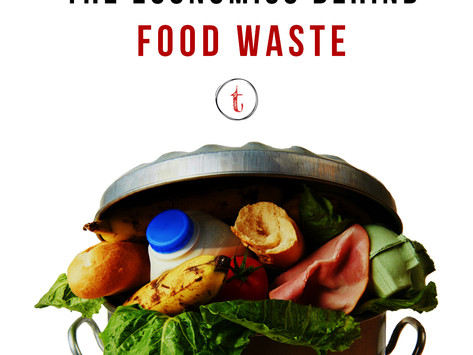 The Economics Of Food Waste: How MNCs Benefit From It
