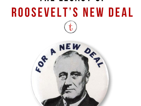 Legacy of Roosevelt's New Deal