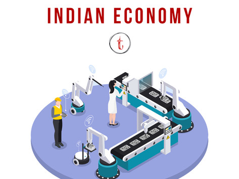 The Invisible Hands of the Indian Economy
