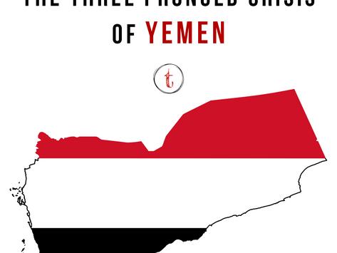 Yemen: A Three-Pronged Crisis