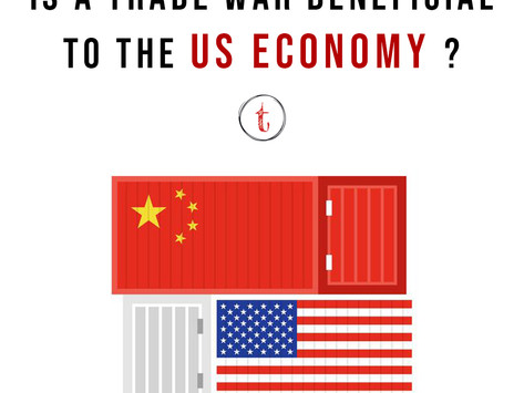 Is the Trade War With China Actually Beneficial to the US Eeconomy?