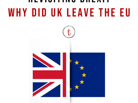 Revisiting Brexit: Why did Brits Vote Leave?