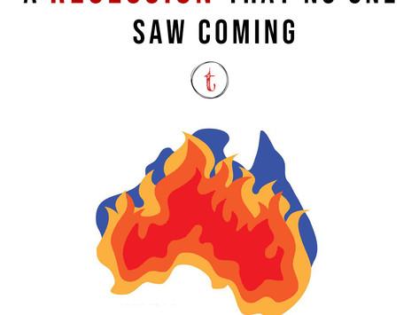 Australia's Bushfires Are Extinguished, But Its Economy Burns