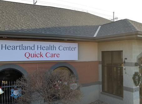 Heartland Health Center Opens Quick Care Clinic