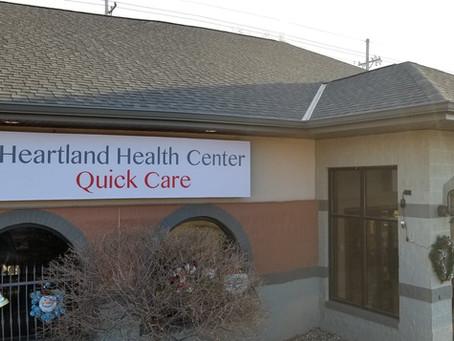 Heartland Health Center Opens Quick Care Clinic