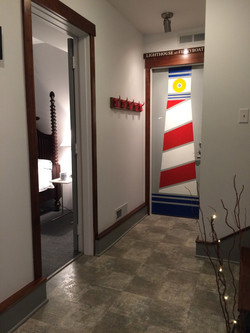 """The """"River View"""" Room Entrance"""