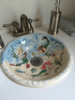 Mermaid Sink