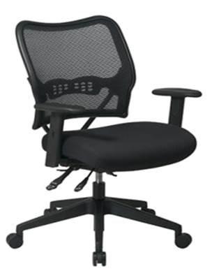 13-37N9WA:  Air Grid/Mesh Fabric Task Chair