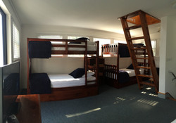 2 Sets of Twin Bunk Beds & 1 Trundle