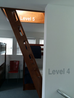 Gallery Ladder to Level 5