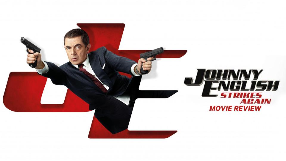Johnny English - De Nuevo en Acción