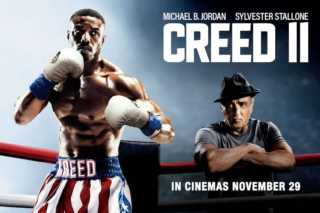 Creed II - Defendiendo El Legado