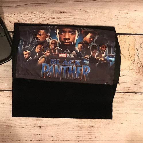 Black Panther Cast Mask